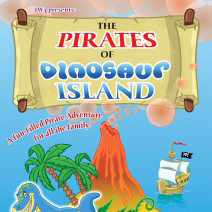 Pirates of Dinosaur Island